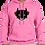 Thumbnail: Unisex Hoodie- Batman Pug