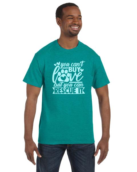Unisex Gildan T-shirt- Can't Buy Love