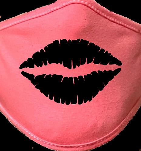 Face Mask- Smoochie Lips
