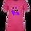 Thumbnail: Ladies T-Shirt- Heart My Corgi (or other dog breed)