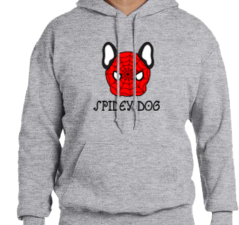 Unisex Hoodie- Spidey Dog