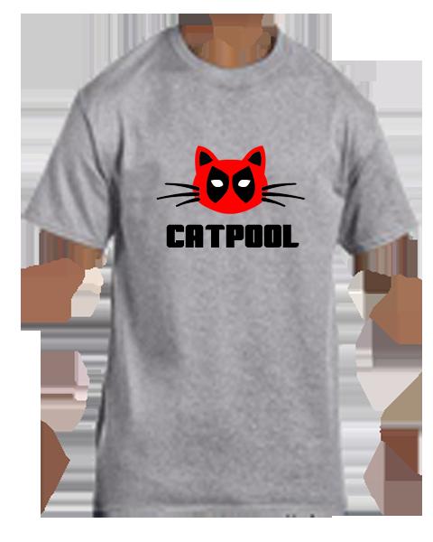 Unisex Gildan T-shirt- Catpool