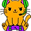 Thumbnail: Ladies Tank- Gamer Cat