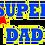 Thumbnail: Unisex Gildan T-shirt- Super Dad