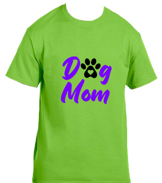 Unisex Gildan T-shirt- Dog Mom
