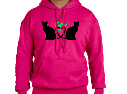 Unisex Hoodie- Foster Mom Cats