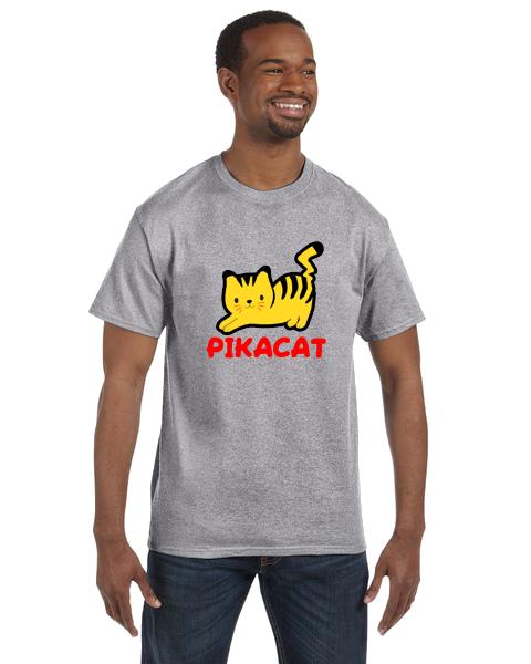 Unisex Gildan T-shirt- PikaCat