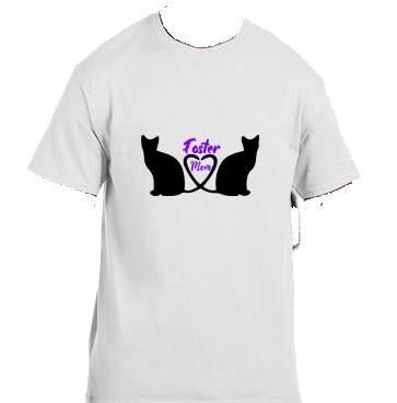 Unisex Gildan T-shirt- Cat Foster Mom