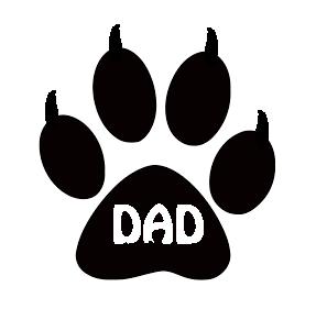 Decal- Dog Dad