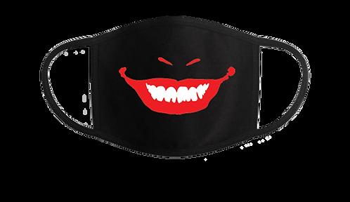 Face Mask- Joker Mouth