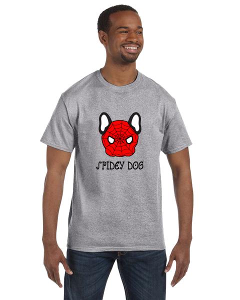 Unisex Gildan T-shirt- Spidey Dog