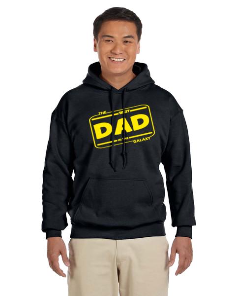 Unisex Hoodie- Galaxy Dad