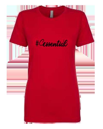Ladies T-Shirt- Essential