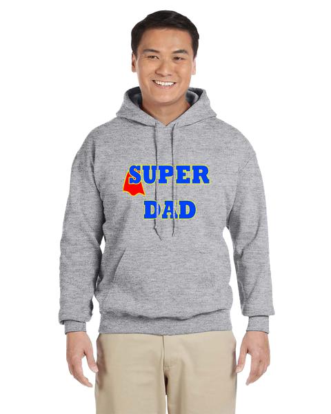 Unisex Hoodie- Super Dad 2