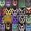 Thumbnail: Cat Defense Key Chain