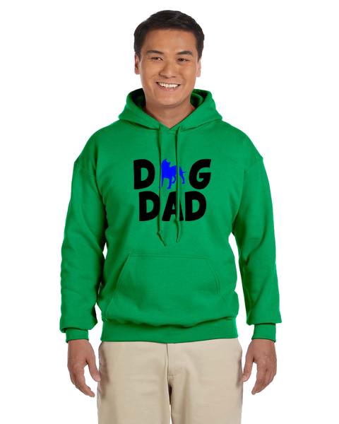 Unisex Hoodie- Dog Dad 2
