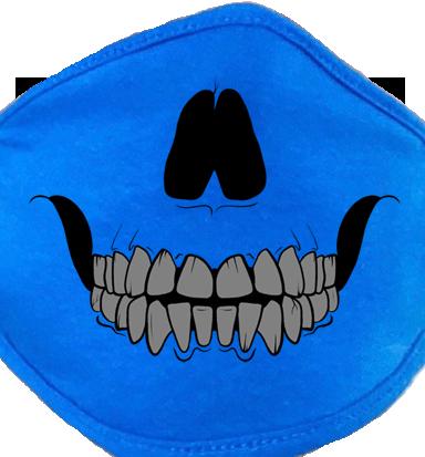 Face Mas- Skull 1