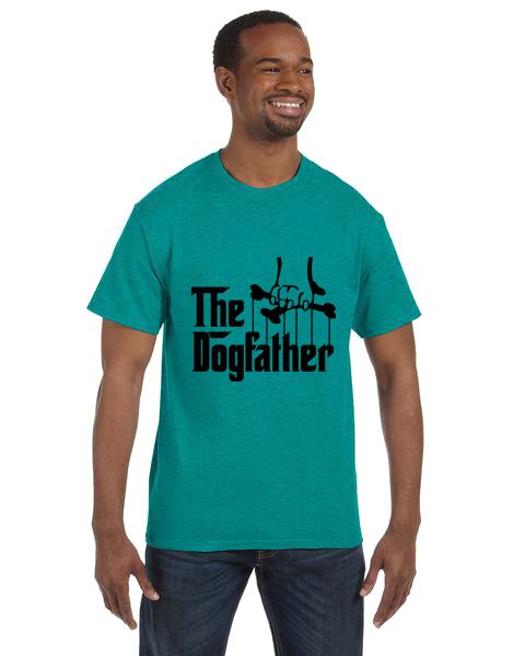Unisex Gildan T-shirt- Dog Father 1