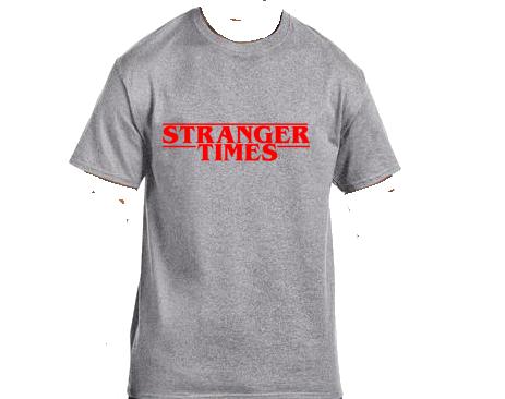 Unisex Gildan T-shirt- Stranger Times