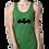 Thumbnail: Ladies Tank- Bat Pug