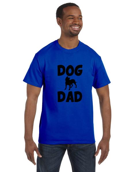 Unisex Gildan T-shirt- Dog Dad 2