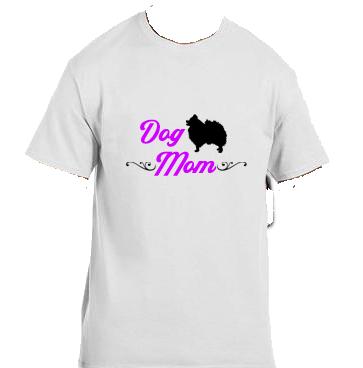 Unisex Gildan T-shirt- Dog Mom Swirls