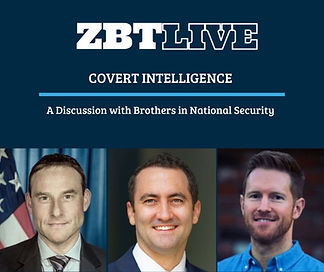 Covert Intelligence A Discussion with Br