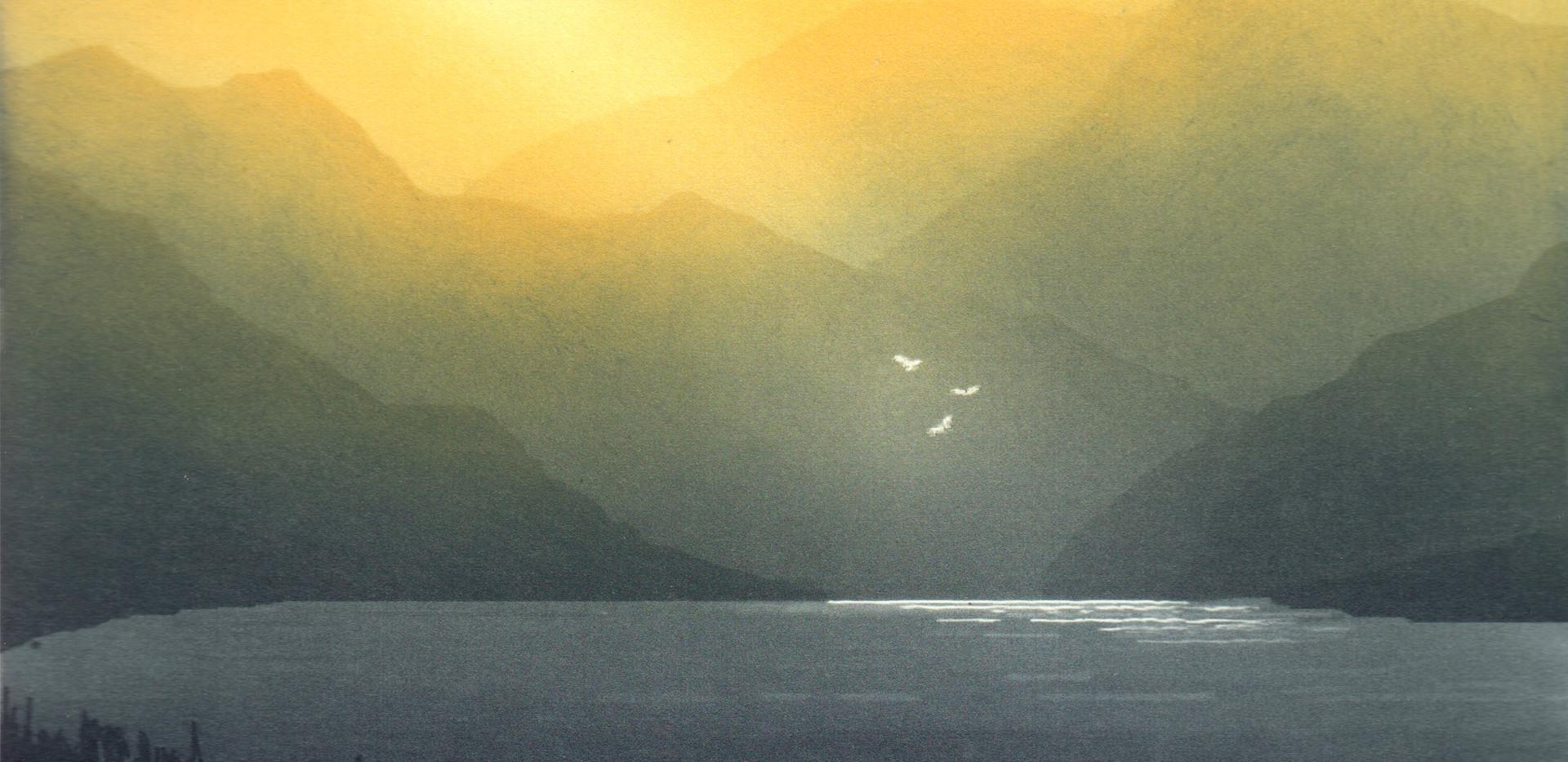 'Evening Flight'