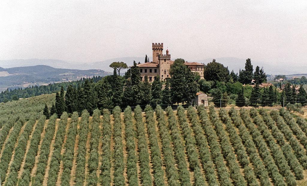 Transfer Montalcino Castelli e Brunello