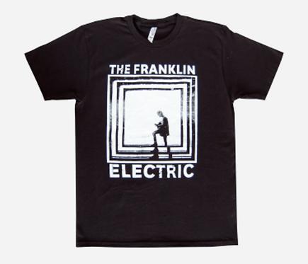 T-Shirt Black-Square