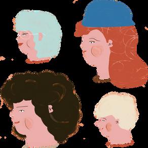 Lideranças da Bancada Feminina brasileira // Leaders of the Brazilian Women's Caucus