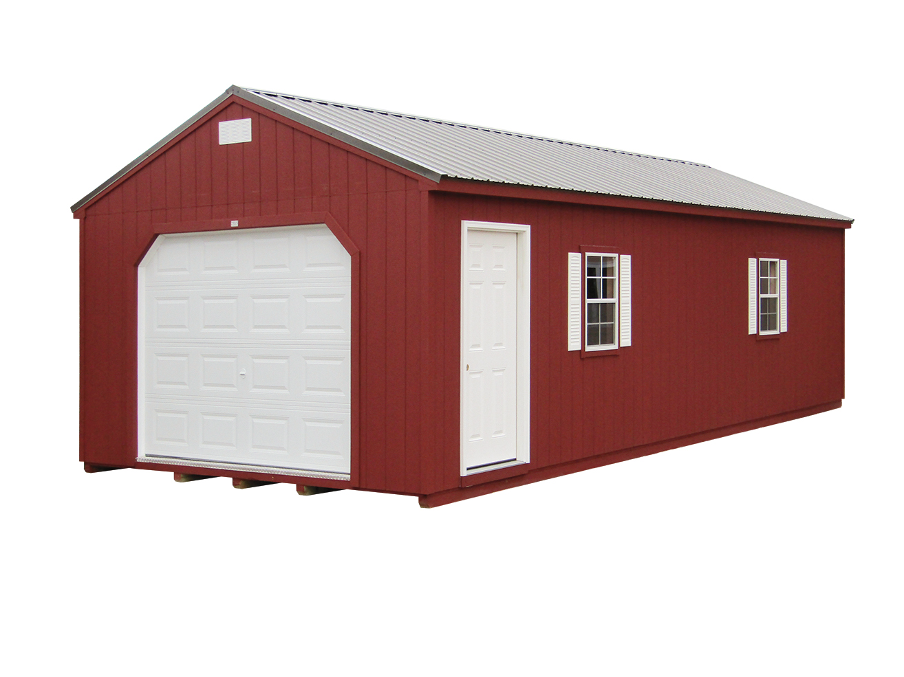 14x32 Gable Garage