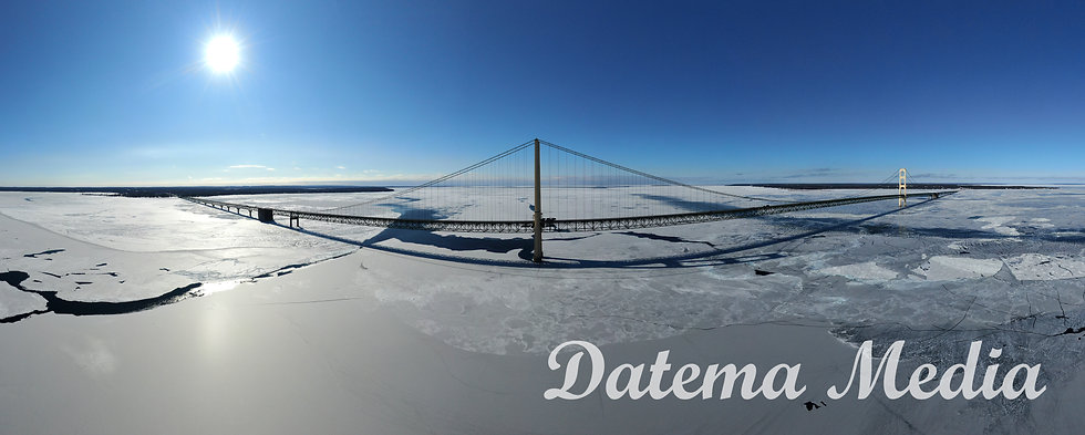 Mackinac Bridge - Mackinaw City, MI