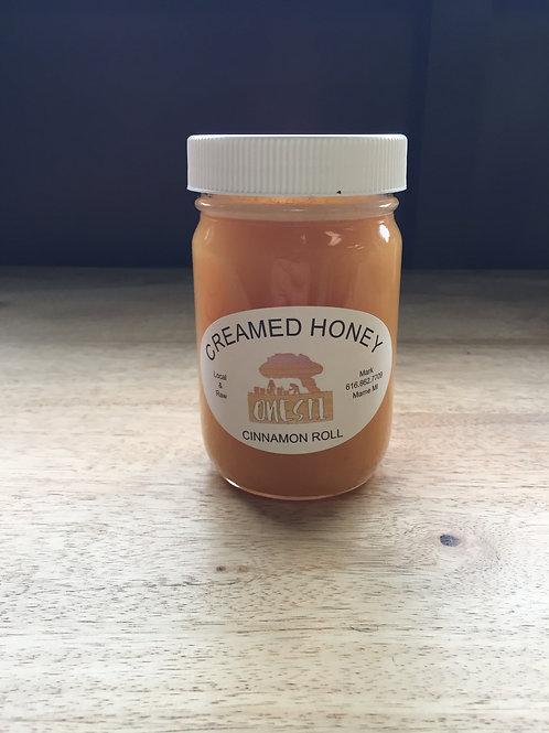 Creamed Honey Jar