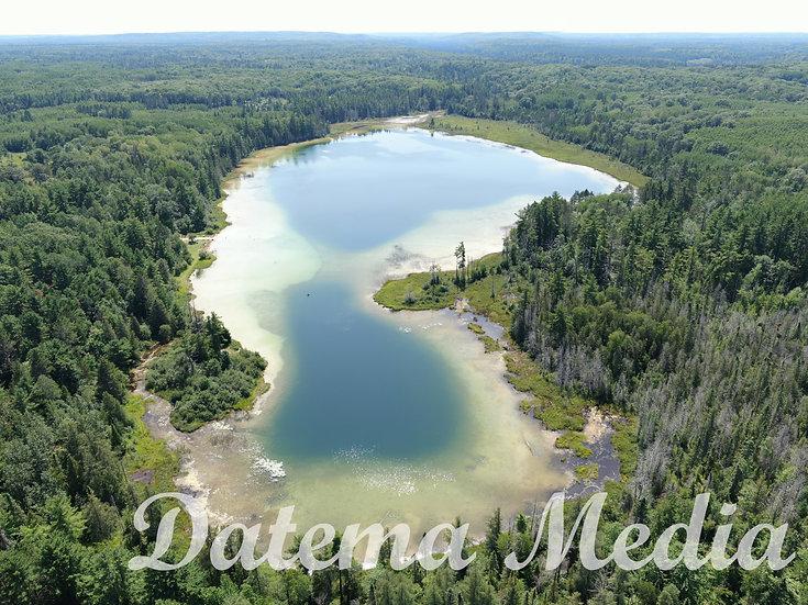 Pickerel Lake - Vanderbilt, MI