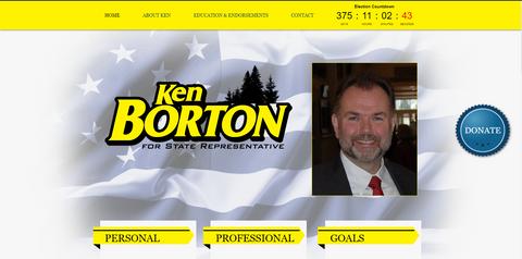 Ken Borton For State Representive