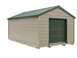 12x20 Gable Barn