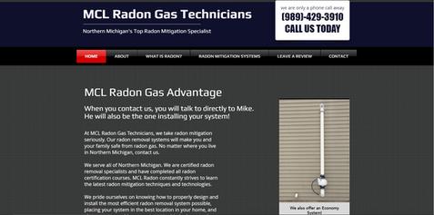 MCL Radon Gas Technicians