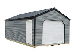 14x32 Gable Garage
