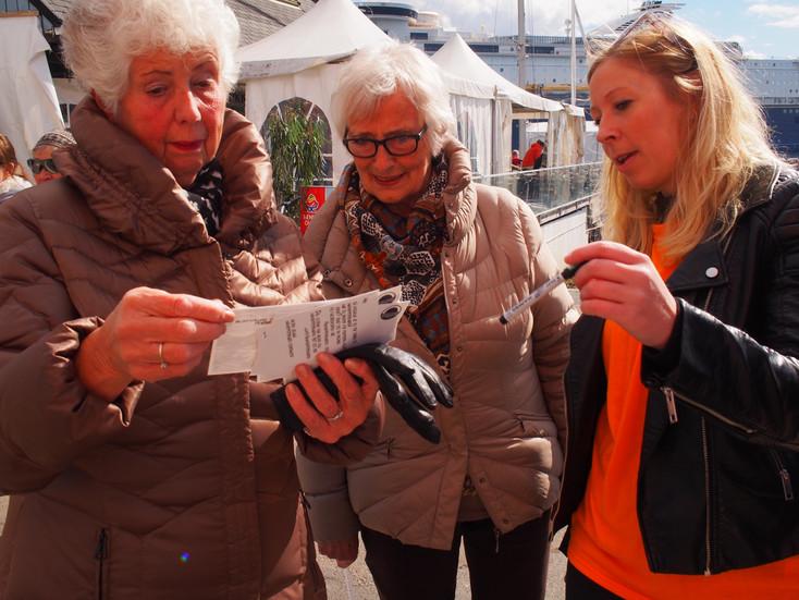 Medvirknin Oslo Havneporomenade på oppdrag for Oslo Kommune