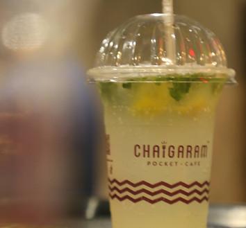 Chai Garam Special Lemon Mojito