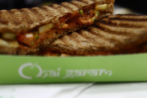 Chai Garam Special Sandwiches