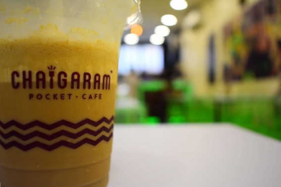 Chai Garam Special Cold Coffee