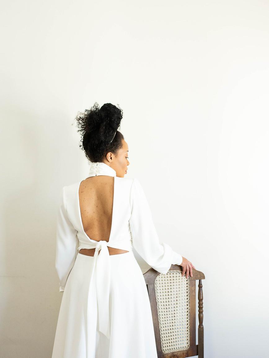 Vestido Áquila