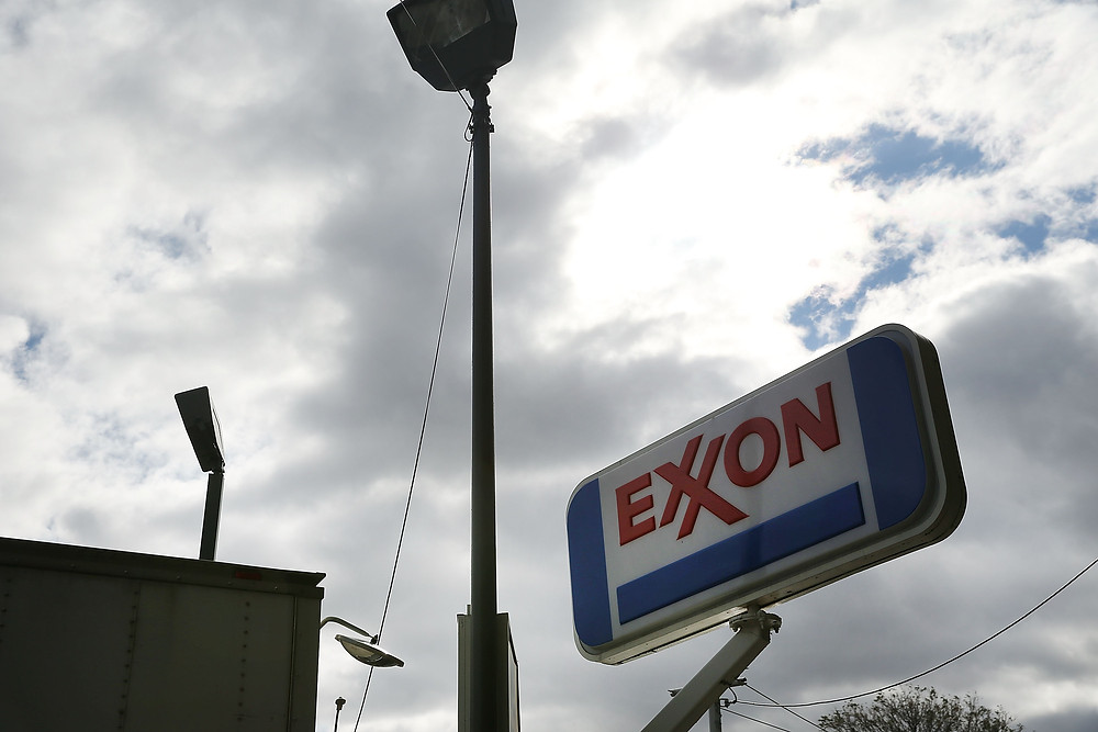 Exxon has lost its bid to keep a lawsuit by Massachusetts in federal court. (Credit: Spencer Platt/Getty)