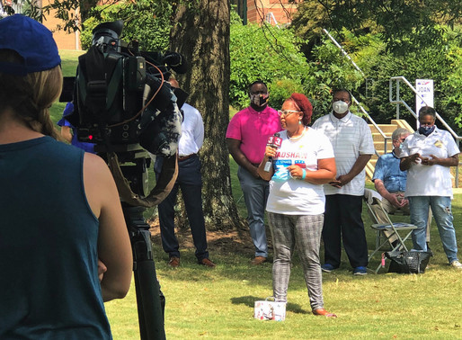 In Solid Red Tennessee, Senate Candidate Marquita Bradshaw Is Talking Environmental Justice