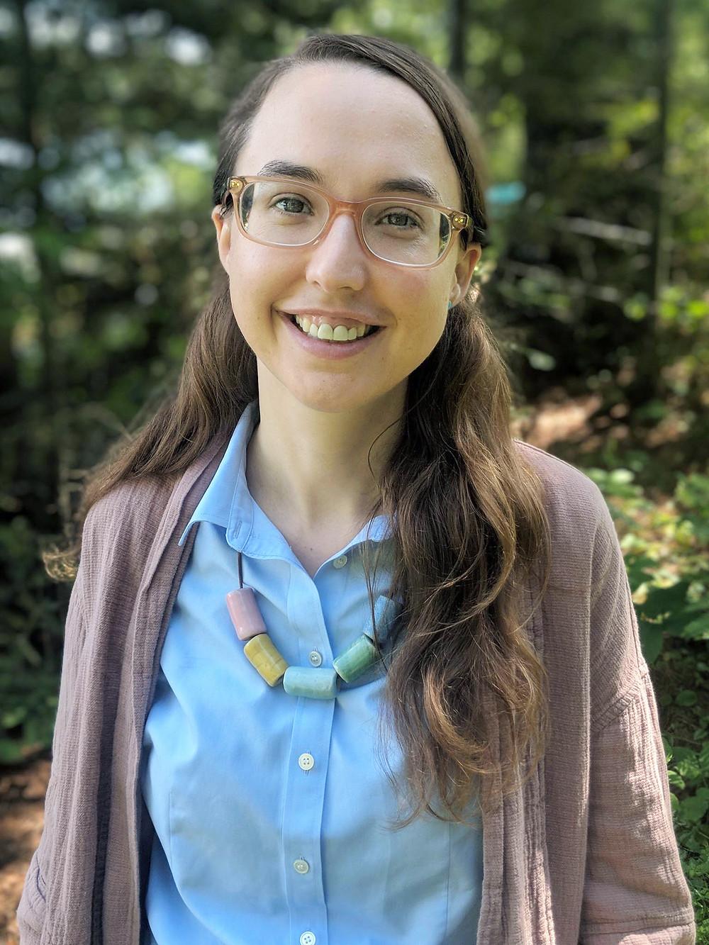 UC Santa Barbara political scientist Leah C. Stokes
