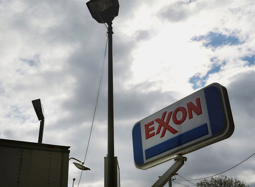 Exxon Downplays Climate Risk to Oil and Gas in New Report
