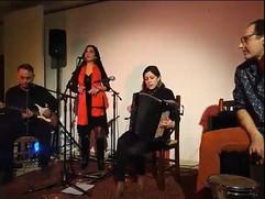 Jarava en concert