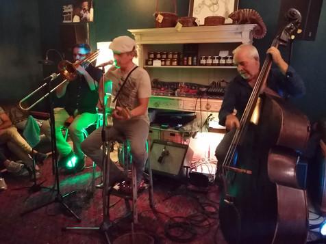 Cosimo Blues Trio